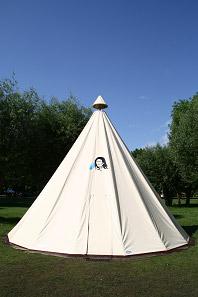 Tipi-Camps
